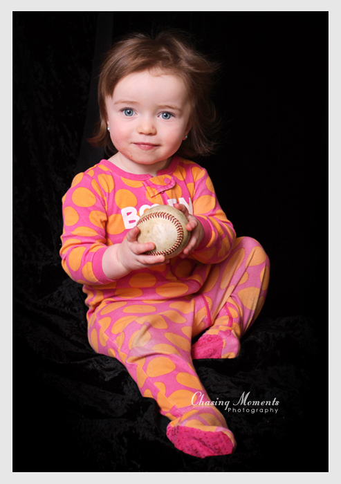 candid portrait image of toddler girl