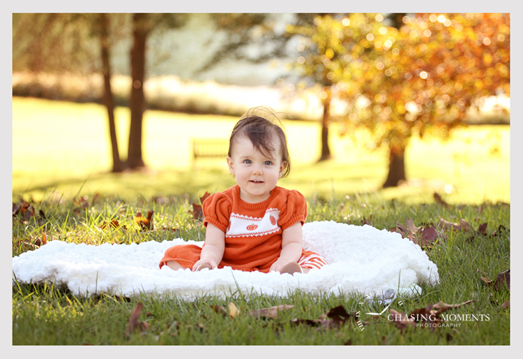 one year old baby girl meadowlark northern virginia portrait