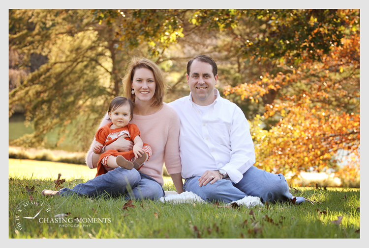 one year old baby girl family photos meadowlark northern virginia