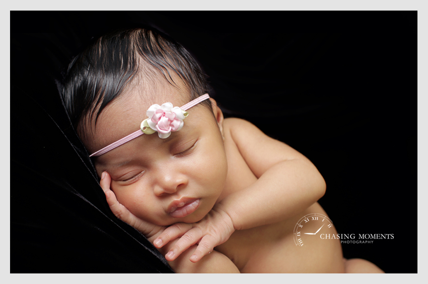 Professional newborn photography studio in mclean va