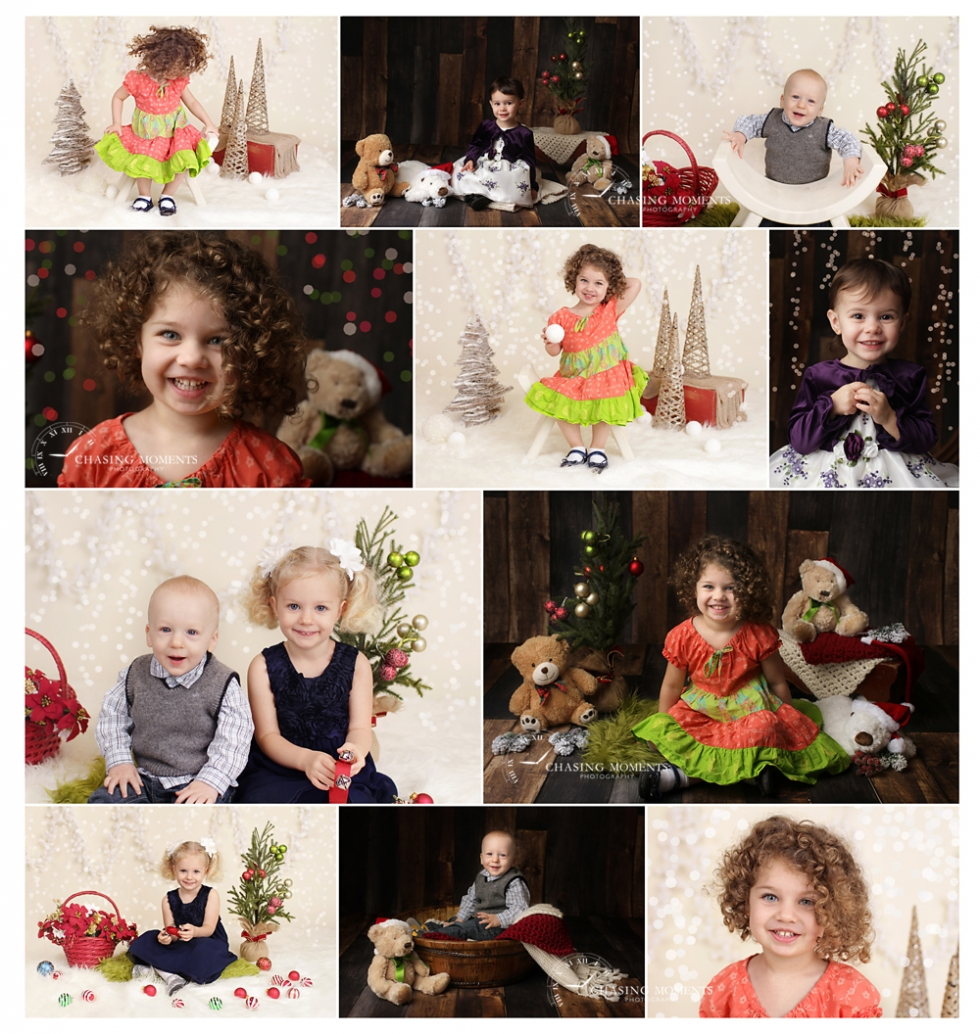 Christmas Mini Session Chasing Moments PHotography Northern Virginia