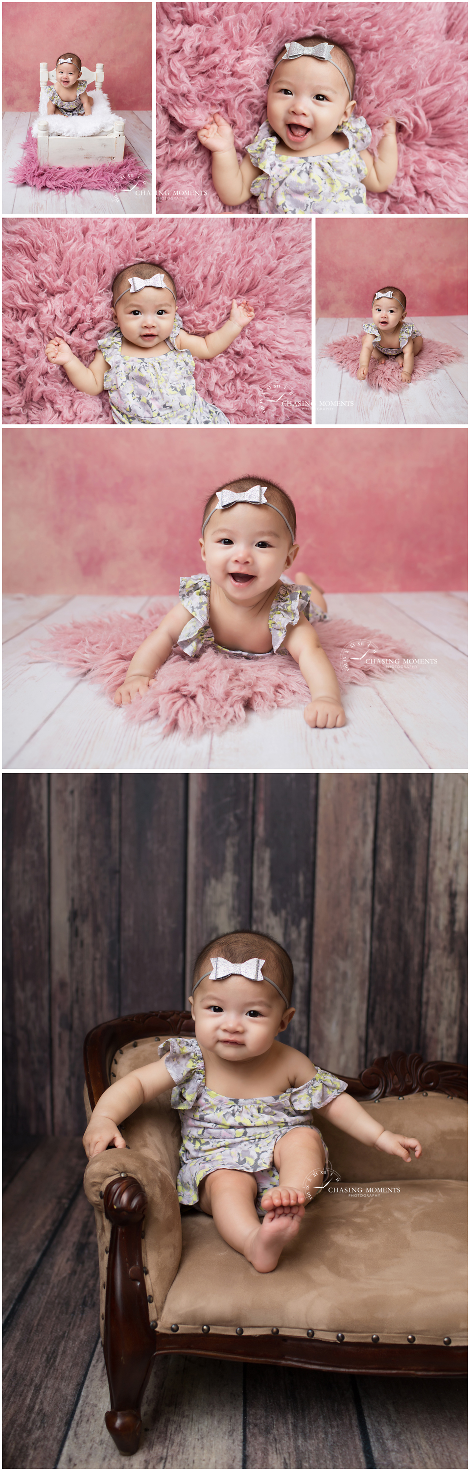 Northern virginia baby photographer mini sessions