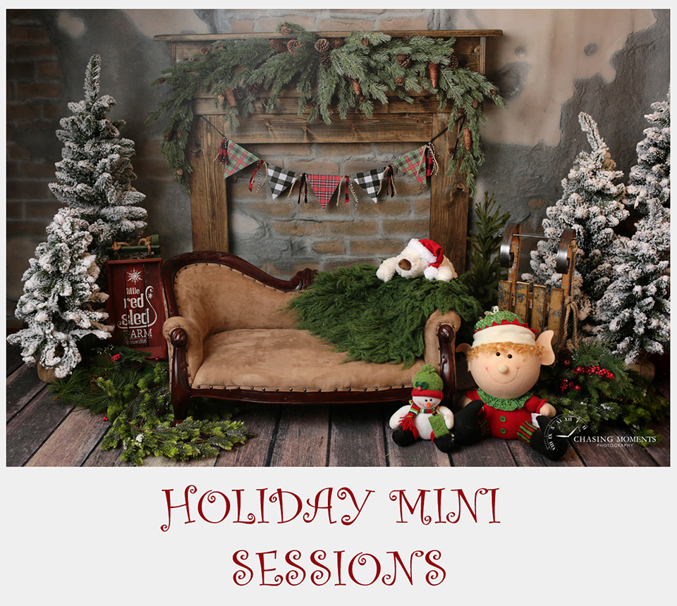 Christmas Mini Sessions.Christmas Holiday Studio Mini Sessions 2018 Are Here