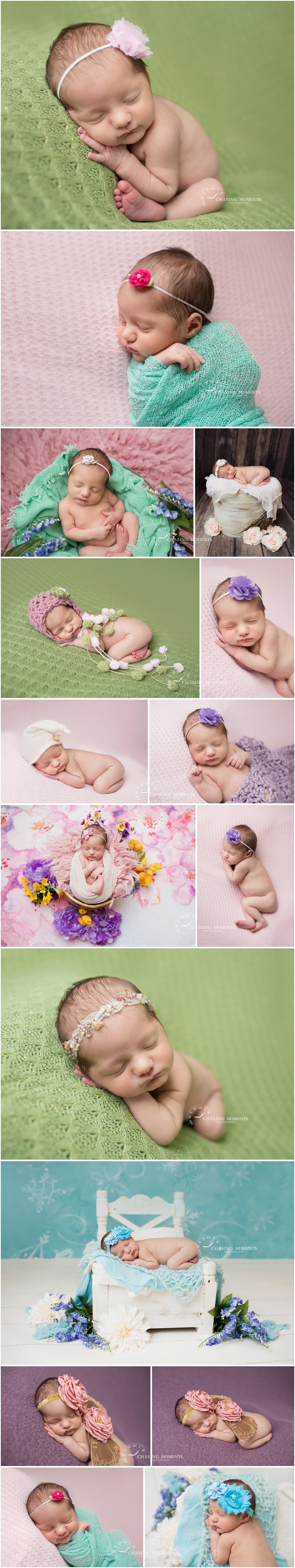 fairfax newborn photographer